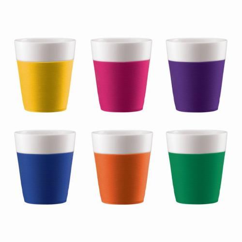 Image du produit Set de 2 Tasses Bodum A11582-XY-Y15 Porcelaine, simple paroi, 0.3 L