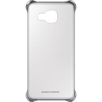 coque samsung premium transparente argent pour galaxy a3. Black Bedroom Furniture Sets. Home Design Ideas