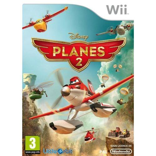 Planes 2 : Mission Canadair Wii - Nintendo Wii