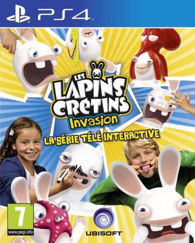 Les Lapins Crétins Invasion : La Série Télé Interactive PS4 - PlayStation 4