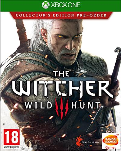 the witcher 3 edition collector xbox one xbox one. Black Bedroom Furniture Sets. Home Design Ideas