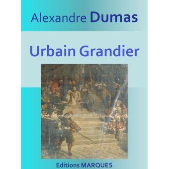 Urbain grandier texte int gral epub alexandre dumas for Alexandre jardin epub