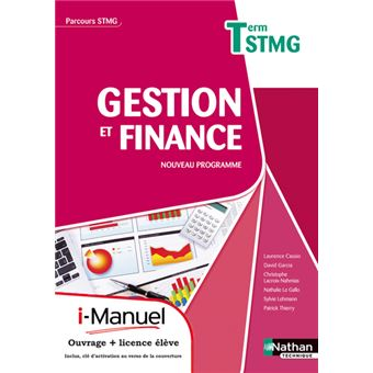 Gest finance term stmg (pstmg)