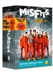 Misfits - Coffret intégral des Saisons 1 à 4 Edition Spéciale Fnac (DVD)