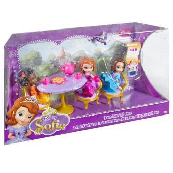 Coffret princesse sofia l 39 heure du th princesses disney - Jeux de princesse sofia gratuit ...