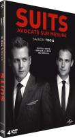 Suits Coffret intégral de la Saison 3 - DVD (DVD)