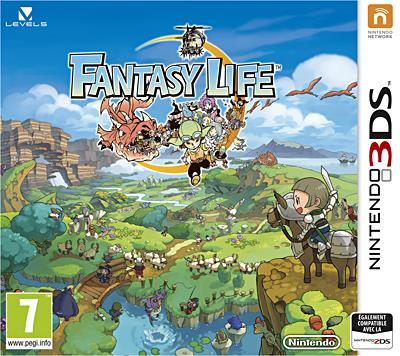 Fantasy Life 3DS - Nintendo 3DS