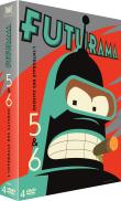Futurama - Saisons 5 et 6 (DVD)
