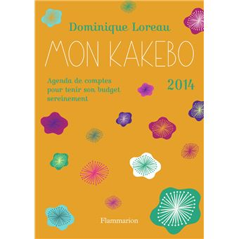 mon kakebo 2014 broch dominique loreau livre tous les livres la fnac. Black Bedroom Furniture Sets. Home Design Ideas