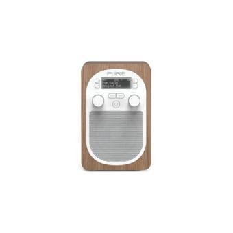 radio pure evoke d2 oak radio achat prix fnac. Black Bedroom Furniture Sets. Home Design Ideas