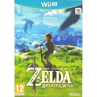 The legend of zelda breath of the wild nintendo wii u for Achat maison zelda