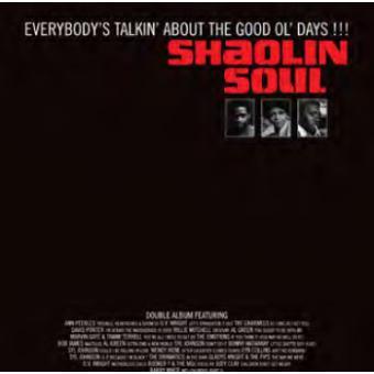 Shaolin Soul Volume 1 Compilation Soul Funk Vinyl