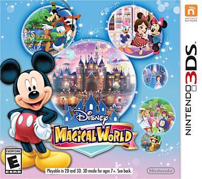 Disney Magical World 3DS - Nintendo 3DS