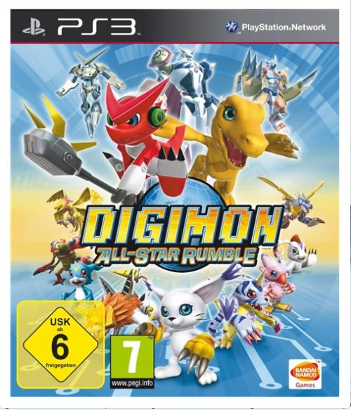 Digimon All Star Rumble PS3 - PlayStation 3