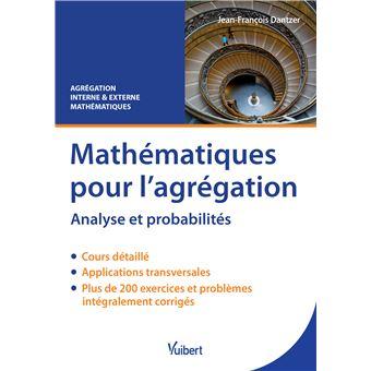 Mathématiques pour l'agrégation