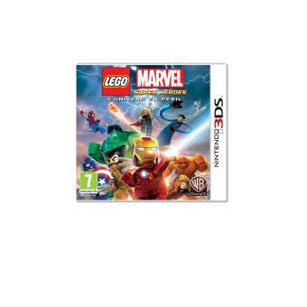 Lego marvel super heroes 3ds sur nintendo 3ds jeux vid o - Jeux de lego marvel gratuit ...