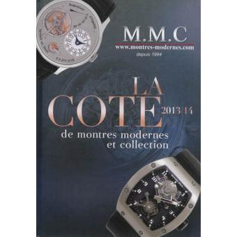 la cote des montres modernes et de collection broch 233 eric hamdi achat livre achat prix