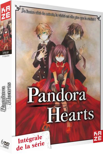 Pandora Hearts Coffret intégral DVD