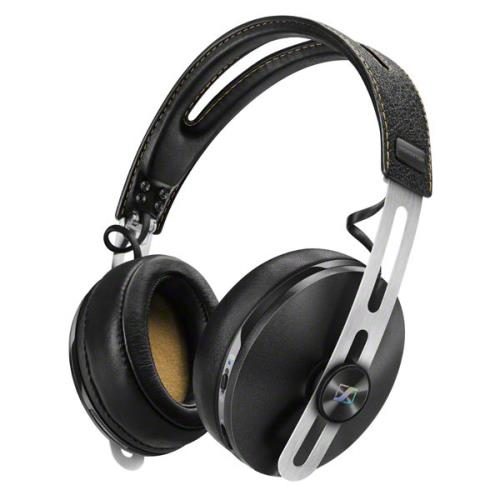 casque sans fil sennheiser momentum noir casque audio. Black Bedroom Furniture Sets. Home Design Ideas