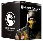 Mortal Kombat X Collector PS3 - PlayStation 3