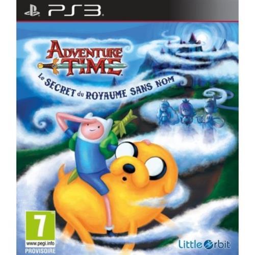 Adventure Time : Le Secret Du Royaume Sans Nom - PlayStation 3
