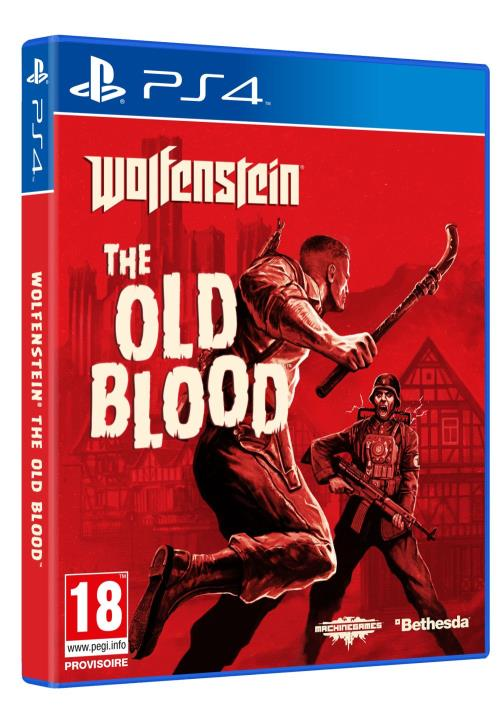 Wolfenstein The Old Blood PS4 - PlayStation 4