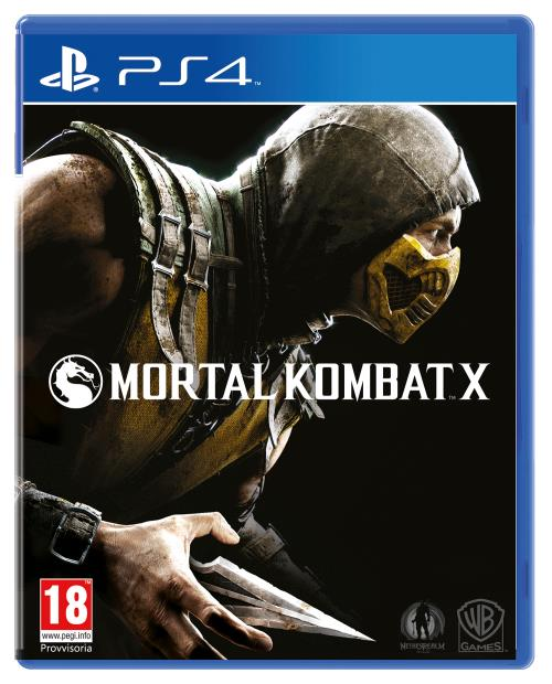 Mortal Kombat X PS4 - PlayStation 4