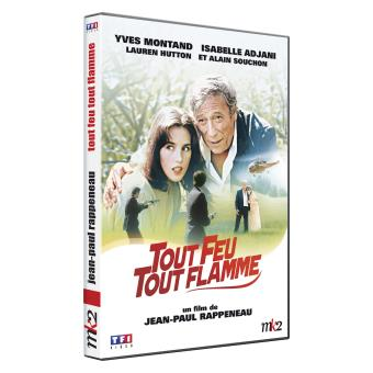 tout feu tout flamme dvd dvd zone 2 jean paul rappeneau alain souchon isabelle adjani. Black Bedroom Furniture Sets. Home Design Ideas