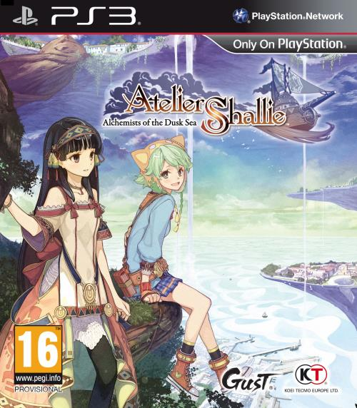 Atelier Shallie PS3 - PlayStation 3