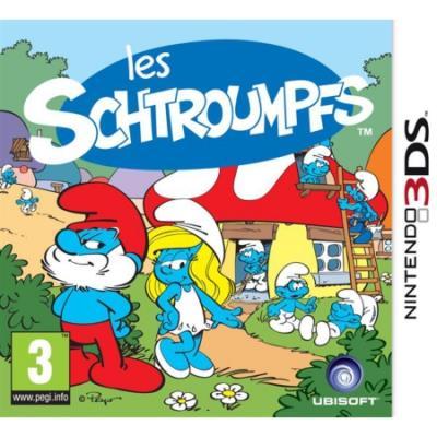 Les Schtroumpfs 3DS - Nintendo 3DS
