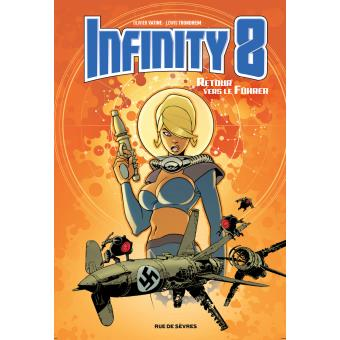 Infinity 8 - Infinity 8, T2