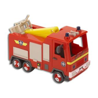 camion de pompiers jupiter sam le pompier ouaps camion achat prix fnac. Black Bedroom Furniture Sets. Home Design Ideas
