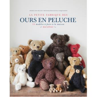 la petite fabrique des ours en peluche reli hiroko. Black Bedroom Furniture Sets. Home Design Ideas