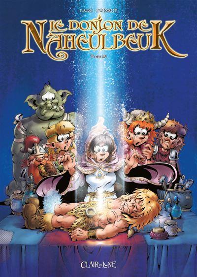 Le Donjon de Naheulbeuk, tome 20 - Page 2 Le-donjon-de-Naheulbeuk