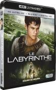 Le Labyrinthe - 4K Ultra HD + Blu-ray + Digital HD