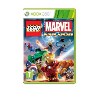Lego marvel super heroes xbox 360 sur xbox 360 jeux - Jeux de lego marvel gratuit ...