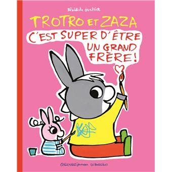 L'âne Trotro -  : Trotro et Zaza : c'est super d'être un grand frère !