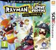 Rayman et les Lapins Crétins Pack Famille Nintendo 3DS