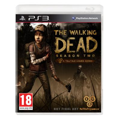 The Walking Dead Saison 2 PS3 - PlayStation 3