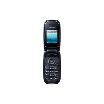 samsung e1270 noir smartphone sous os propri taire. Black Bedroom Furniture Sets. Home Design Ideas