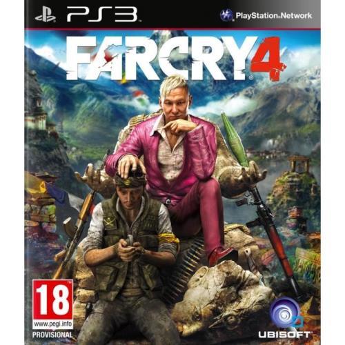 Far Cry 4 PS3 - PlayStation 3