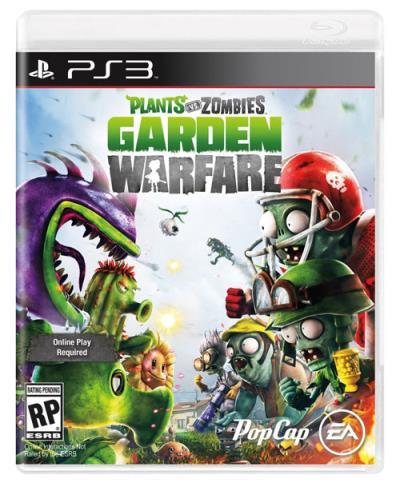 Plants vs Zombies Garden Warfare PS3 - PlayStation 3