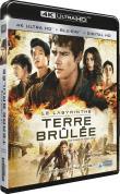 Le Labyrinthe : La Terre Brûlée - 4K Ultra HD + Blu-ray + Digital HD