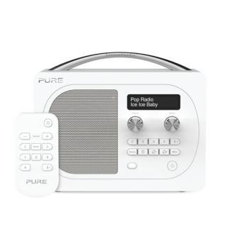radio pure evoke d4 glacier radio achat prix fnac. Black Bedroom Furniture Sets. Home Design Ideas