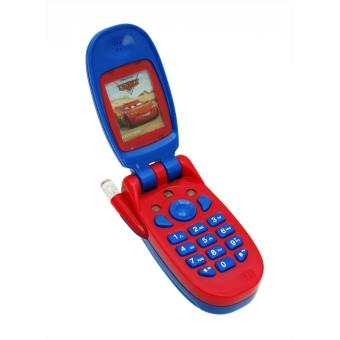 T l phone portable cars disney jeu d couverte acheter - Ne plus recevoir de coup de telephone publicitaire ...