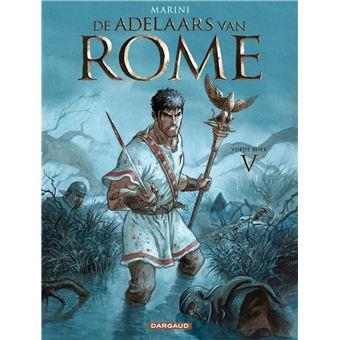 Adelaars Van Rome - Vijfde Boek