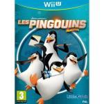 Les Pingouins de Madagascar Wii U - Nintendo Wii U