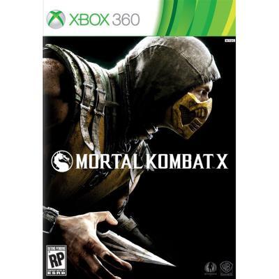Mortal Kombat X Xbox 360 - Xbox 360