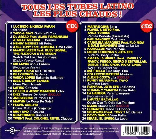 Latina hits 2014 - Compilation musique d'Amérique latine ...
