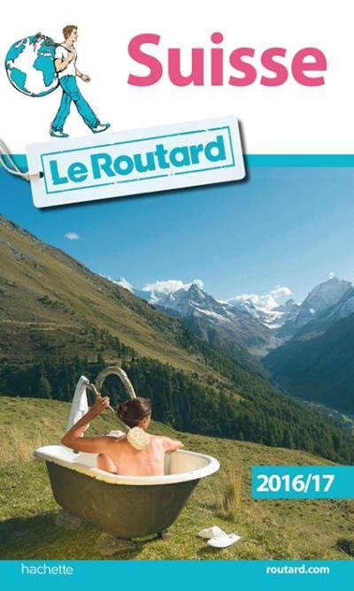 Image accompagnant le produit Guide du Routard, Suisse